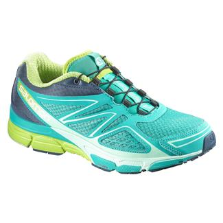 Salomon X-Scream 3D Teal Blue F / Slateblue / Granny Green