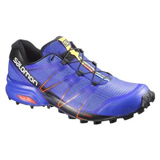 Salomon Speedcross Pro Cobalt / Black / Tomato Red