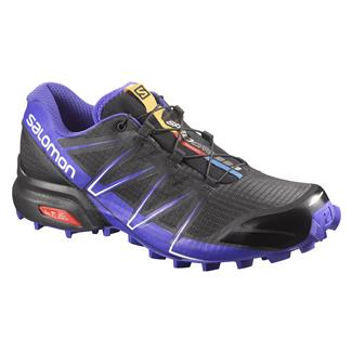 Salomon Speedcross Pro Black / Specturm Blue / White