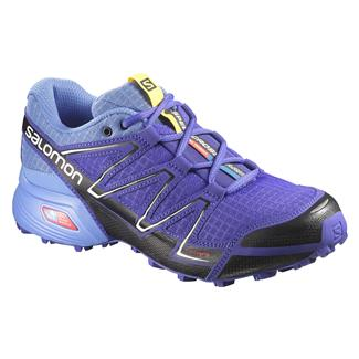 Salomon Speedcross Vario Specturm Blue / Petunia Blue / Black
