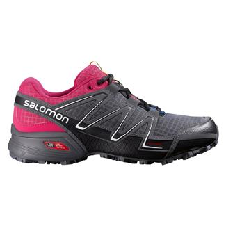 Salomon Speedcross Vario Black / Hot Pink / Dark Cloud