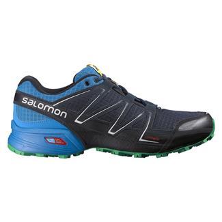 Salomon Speedcross Vario Deep Blue / Methyl Blue / Real Green