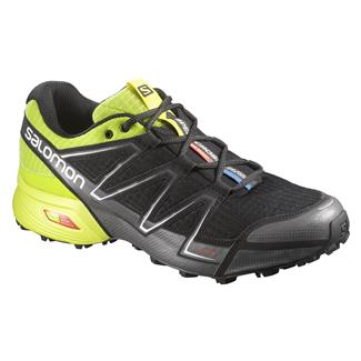 Salomon Speedcross Vario Black / Gecko Green / Dark Cloud