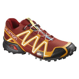 Salomon Speedcross 3 Flea / Yellow Gold / Black