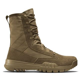 """NIKE 8"""" SFB Field Leather Coyote Brown"""