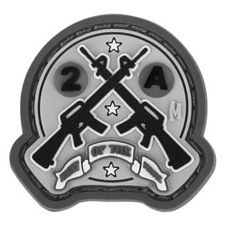 Maxpedition AR15 2A Patch Swat
