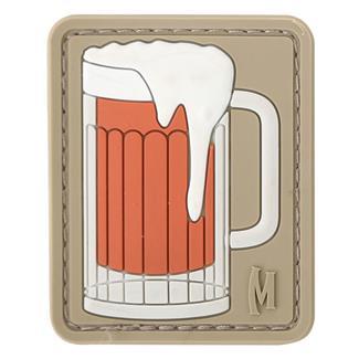 Maxpedition Beer Mug Patch Arid
