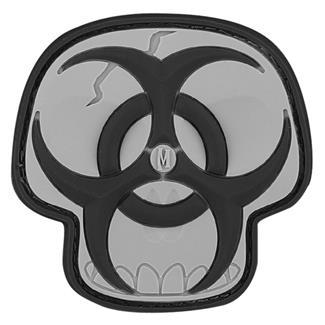 Maxpedition Biohazard Skull Patch Swat