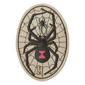Maxpedition Black Widow Patch Arid