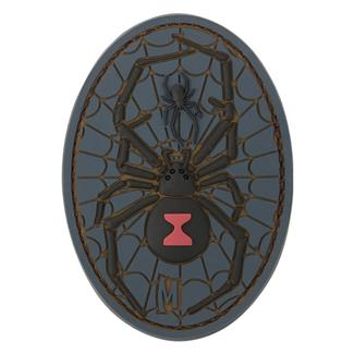 Maxpedition Black Widow Patch Swat