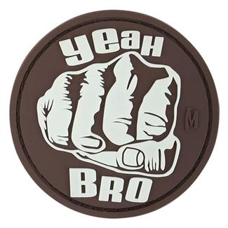Maxpedition Bro Fist Patch Glow