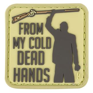 Maxpedition Cold Dead Hands Patch Arid
