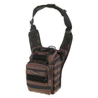 Maxpedition Colossus Versipack Dark Brown