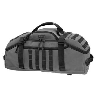 Maxpedition DoppelDuffel Adventure Bag Wolf Gray
