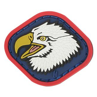 Maxpedition Eagle Head Patch Full Color