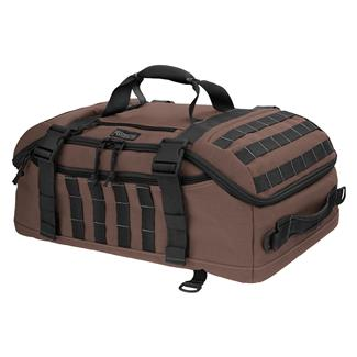 Maxpedition FliegerDuffel Adventure Bag Dark Brown