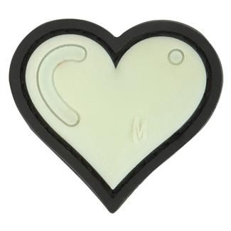 Maxpedition Heart Patch Glow