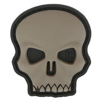 Maxpedition Hi Relief Skull Patch Swat