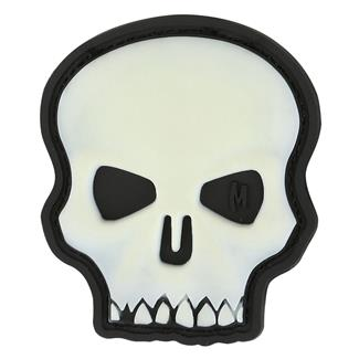 Maxpedition Hi Relief Skull Patch Glow