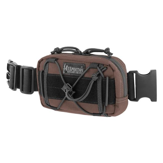 Maxpedition JANUS Extension Pocket Dark Brown