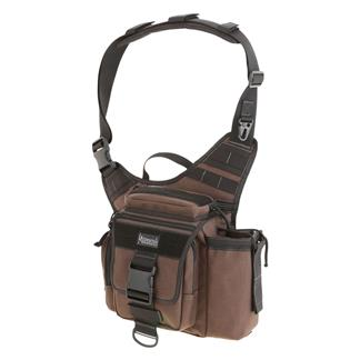 Maxpedition Jumbo S-Type Versipack Dark Brown