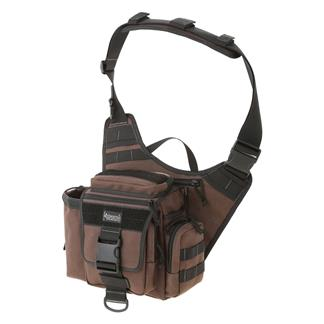 Maxpedition Jumbo Versipack Dark Brown