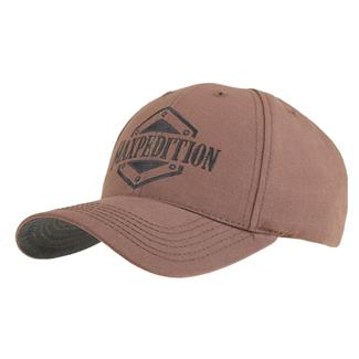 Maxpedition Limited Edition 10 Year Anniversary Logo Field Hat Dark Brown