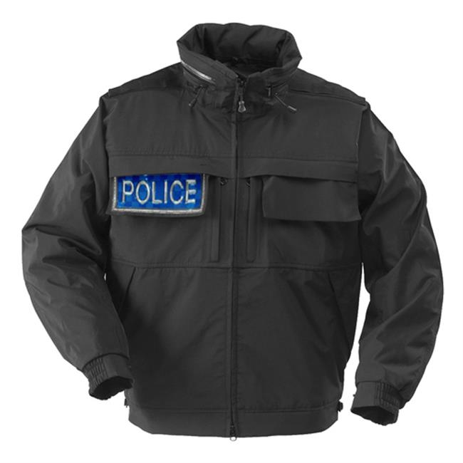 Propper Delta Drop Panel Duty Jackets Black