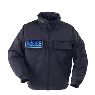 Propper Delta Drop Panel Duty Jackets LAPD Navy
