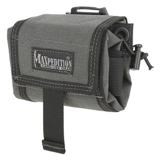 Maxpedition Mega Rollypoly Folding Dump Pouch Wolf Gray