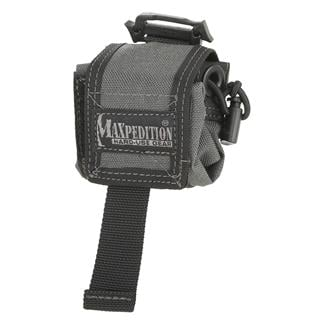 Maxpedition Mini Rollypoly Folding Dump Pouch Wolf Gray