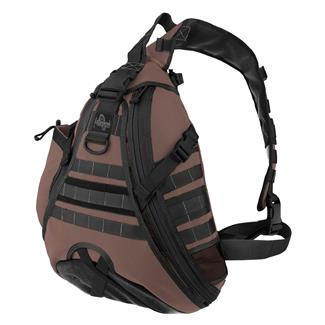 Maxpedition Monsoon Gearslinger Dark Brown