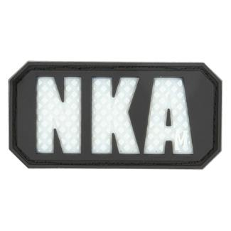 Maxpedition NKA No Known Allergies Patch Glow
