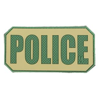 Maxpedition Police Patch Arid