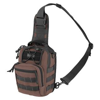 Maxpedition Remora Gearslinger Dark Brown