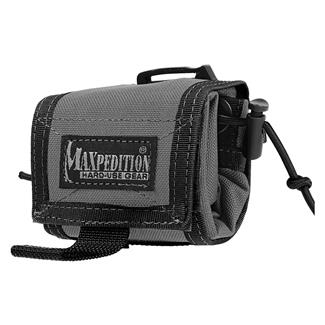 Maxpedition Rollypoly Folding Dump Pouch Wolf Gray