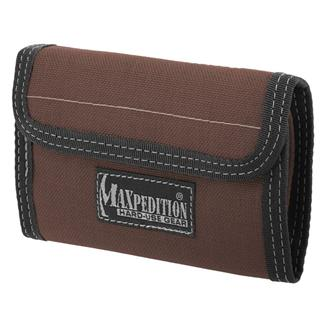 Maxpedition Spartan Wallet Dark Brown