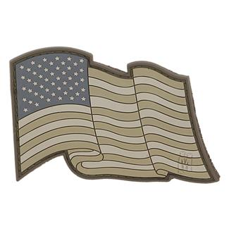 Maxpedition Star Spangled Banner Patch Arid