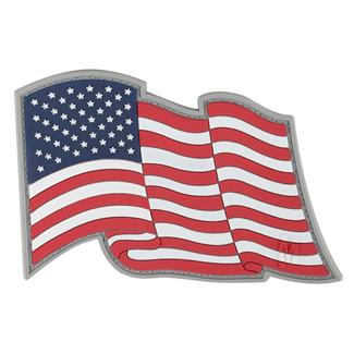 Maxpedition Star Spangled Banner Patch Full Color