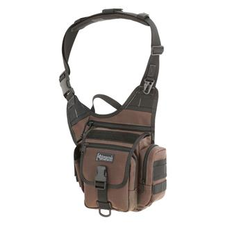Maxpedition S-Type Fatboy Versipack Dark Brown