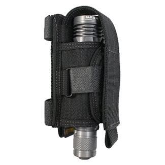 Maxpedition Universal Flashlight / Baton Sheath Black