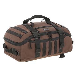 Maxpedition Unterduffel Adventure Bag Dark Brown