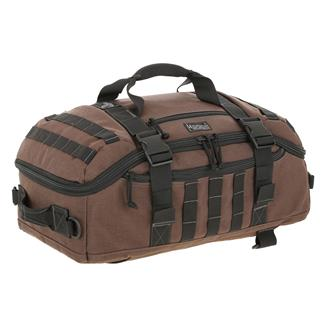 Maxpedition Unterduffel Adventure Bag Dark Brown