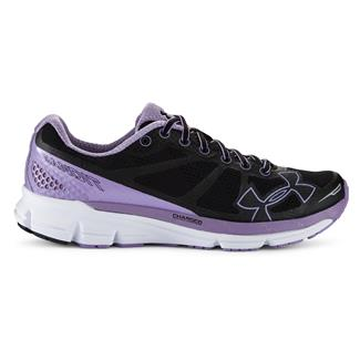 Under Armour Charged Bandit Black / Vivid Lilac / White