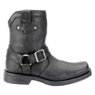 Harley Davidson Footwear Corey SZ Black