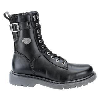 Harley Davidson Footwear Adams SZ Black
