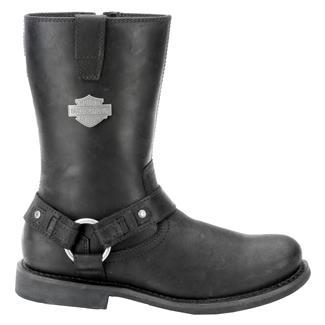 Harley Davidson Footwear Josh SZ Black