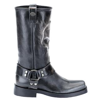 Harley Davidson Footwear Quentin Black