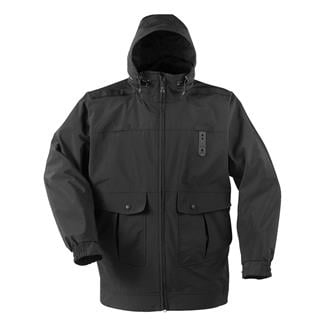 Propper Gamma Long Rain Duty Jackets Black