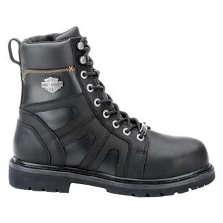 Harley Davidson Footwear Craig ST SZ Black